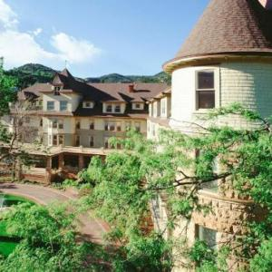 Cliff House at Pikes Peak Manitou Springs